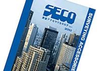 測量用アクセサリメーカー「SECO社」 オリジナルカタログ